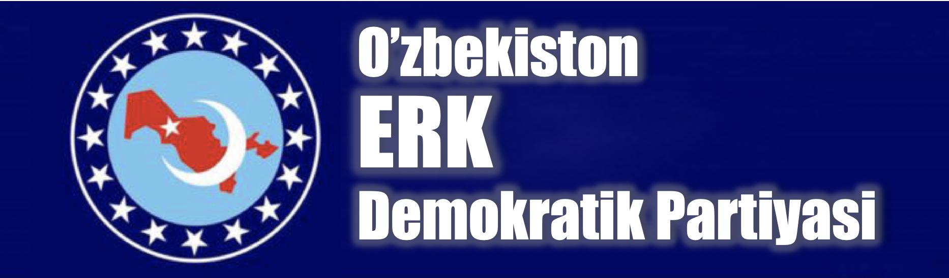 O'zbekiston ERK Demokratik Partiyasi