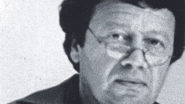 Поэт Алексей Парщиков