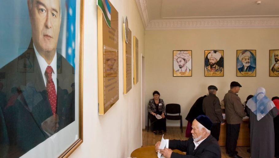 Ўзбекистон президентлиги учун сайлов Каримов усулида ўтадими?