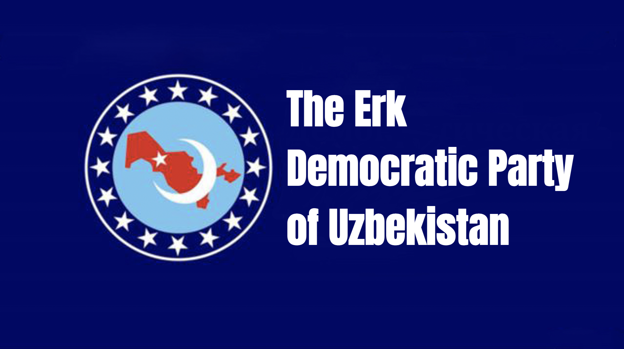 Statement of the Erk Democratic Party of Uzbekistan on the Presidential elections